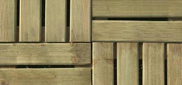 Colocar suelos de madera en el exterior atecma s l - Maderas de exterior ...